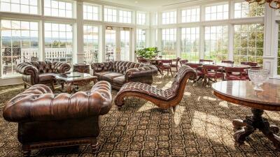 En fotos: Este es el lujoso club por el qué Trump sustituyó (por ahora) su mansión en Mar-a-Lago