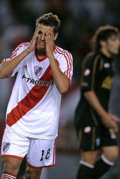 La dirigencia del club River Plate de Argentina estaría muy feliz recibi...