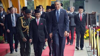 Estados Unidos refuerza lazos con Malasia