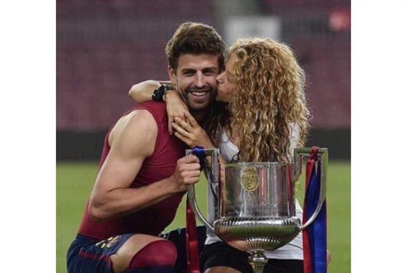Hace unas semanas así celebraron su triunfo en la Copa del Rey.