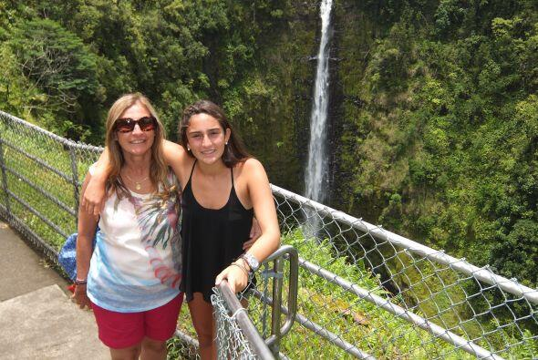 El Hawaii Volcanoes National Park es uno de los pocos lugares en el mund...