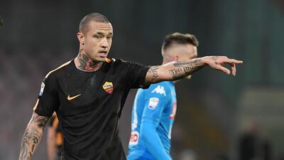 Inter hace oficial el fichaje de Radja Nainggolan