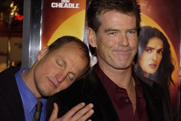 Woody Harrelson terminó 'amándolo', parece que no le gustó mucho eso a P...