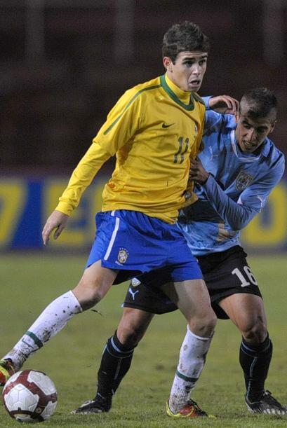 Brasil no tuvo piedad de Uruguay en la jornada final del Sudamericano Su...