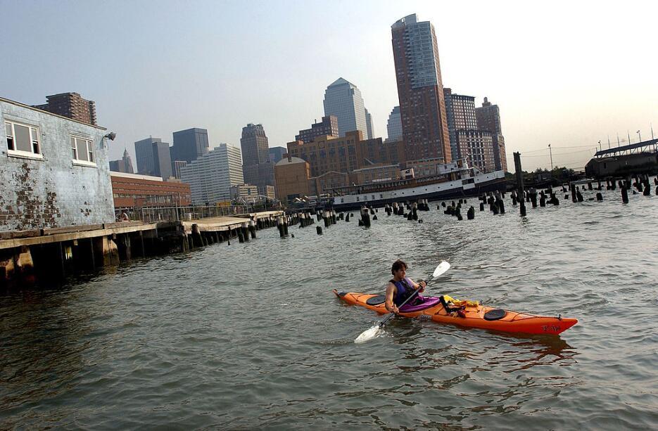 Este domingo, en el Hudson River Park ubicado en el Pier 26, de 9:00 am...