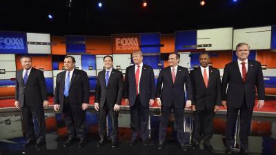 Así transcurrió el sexto debate republicano en Carolina del Sur debate%2...