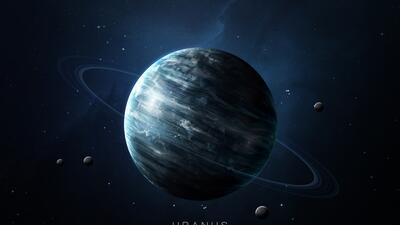 Continúa el desfile de planetas retrógrados, ¡ahora le toca a Urano!