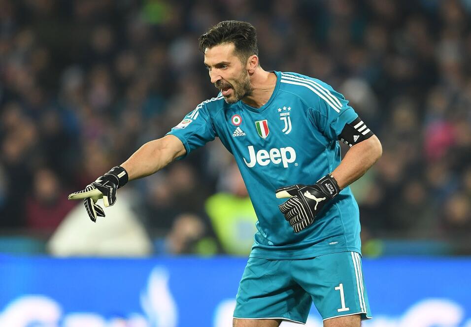 4. Gianluigi Buffon (Juventus / Italia)