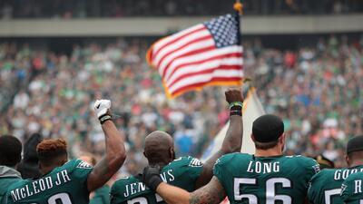 Trump cancela visita de Philadelphia Eagles a la Casa Blanca