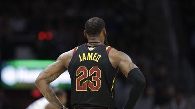 Los posibles destinos de LeBron James para el 2018