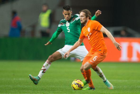 Diego Reyes, el futbolista azteca es otro de los elementos que verá acti...