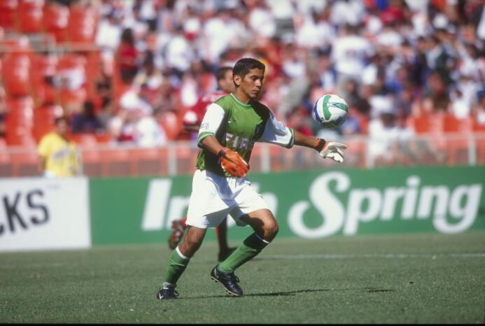 Once Ideal de mexicanos en la MLS con ídolos del calibre de Campos, Cuau...