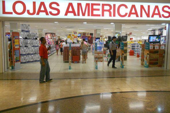 10. LOJAS AMERICANAS. La cadena de tiendas de conveniencia brasile&ntild...