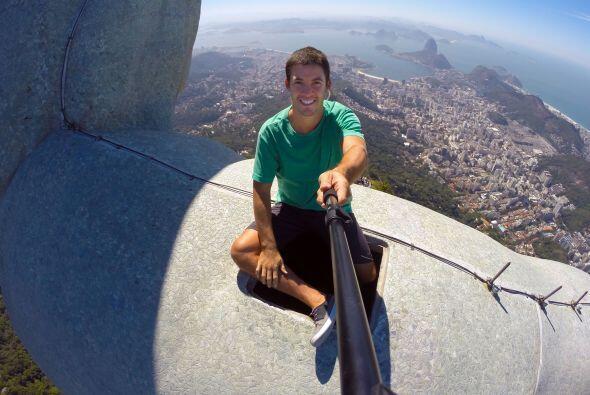 Aunque Thiago Correa hizo todo esto por una selfie, considera que lo mej...