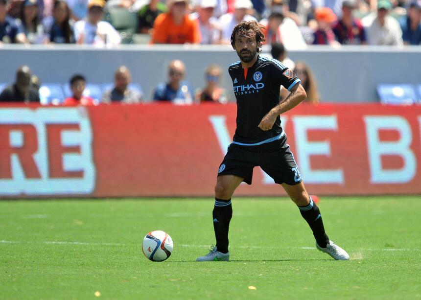 Andrea Pirlo, New York City FC