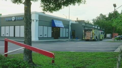 Cinco niños intoxicados por exponerse a cloro gaseoso en Tampa