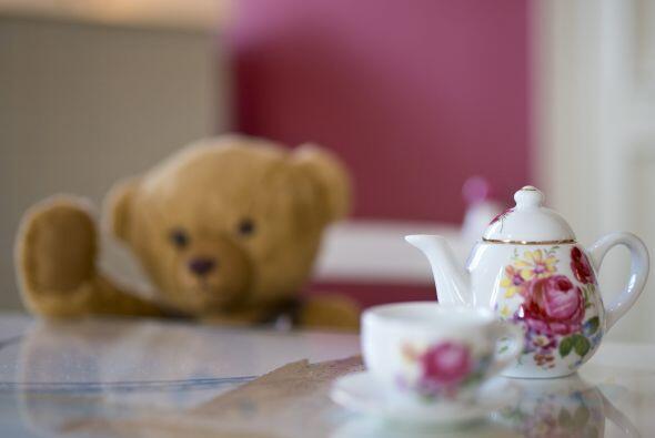 Si cuentas con un juego de té, al estilo inglés, será un detalle muy 'ch...