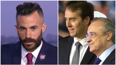 """Marc Crosas sentenció a Lopetegui, tras su presentación con el Real Madrid: """"Él sabe que se equivocó"""""""