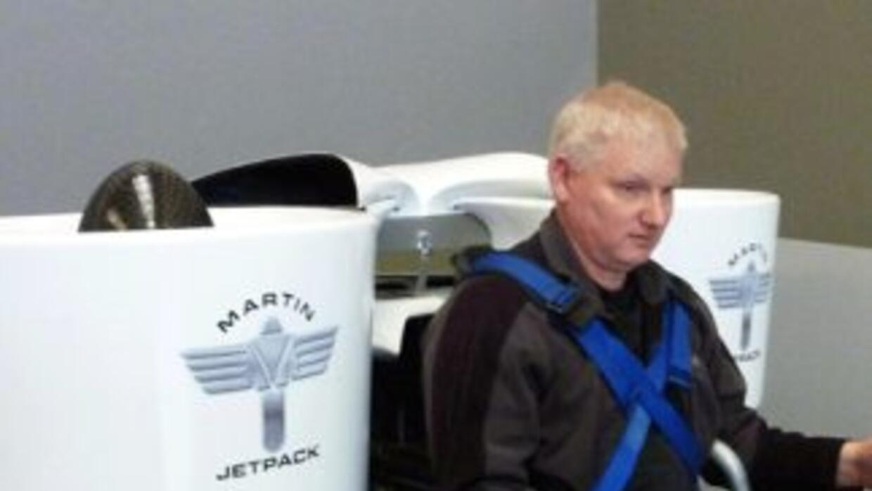 El jetpack personal es ya una realidad del futuro, hoy.