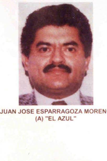 Asimismo, el cártel perdió a Juan José Esparragoza...