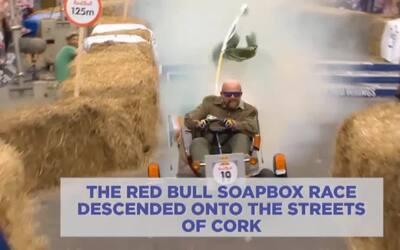 La extravagente competencia de soapbox