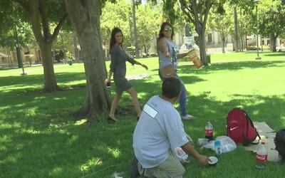 Autoridades de San José buscan que la comunidad deje de ayudar a desampa...