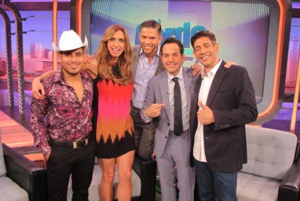 Espinoza Paz nos habló de su moda similar a la de Katy Perry y Jo...