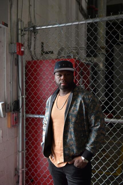 50 Cent en Despierta América