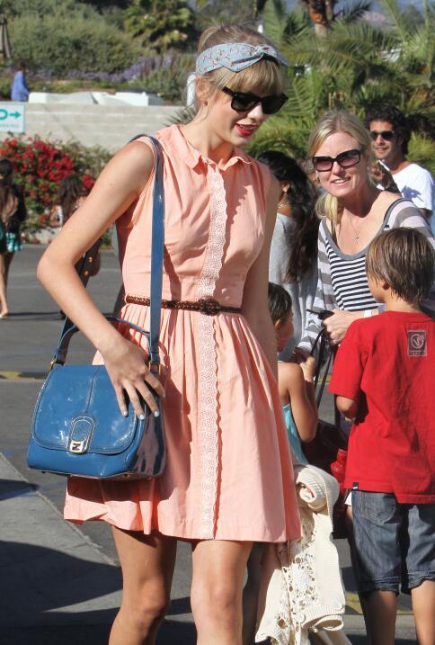 2012 fue el año en el que Taylor Swift cambió su look por completo y se...