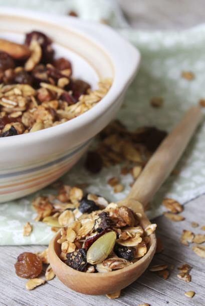 Lunes: cereal casero. Algunos productos pueden ser ricos en azúcares, y...
