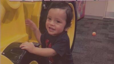 Emotiva vigilia en homenaje al bebé que murió atropellado en Nueva Jersey