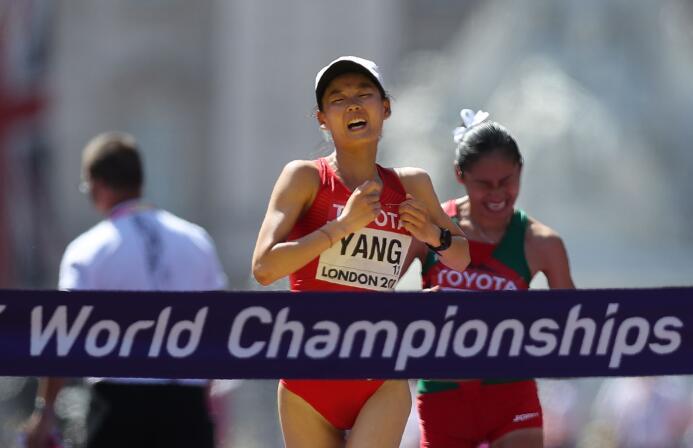 Lupita González, la guerrera del atletismo mexicano GettyImages-83099684...