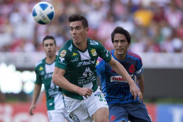Ignacio González.- Segundo final ganada gracias a un gol suyo, si en Leó...
