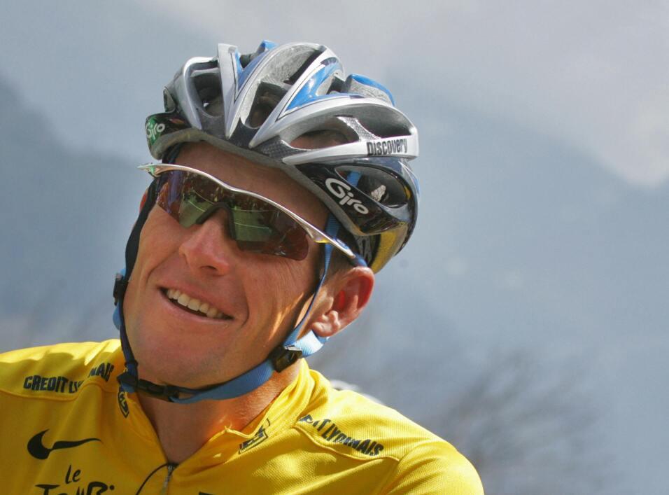 Lance Armstrong: Tiene el caso de dopaje más famoso en el mundo del cicl...