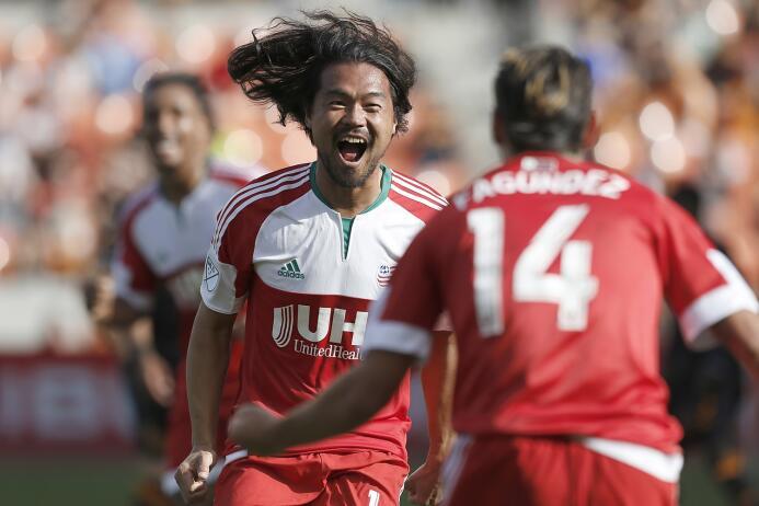 Las grandes imágenes que dejó la Jornada inaugural de la MLS USATSI_9162...