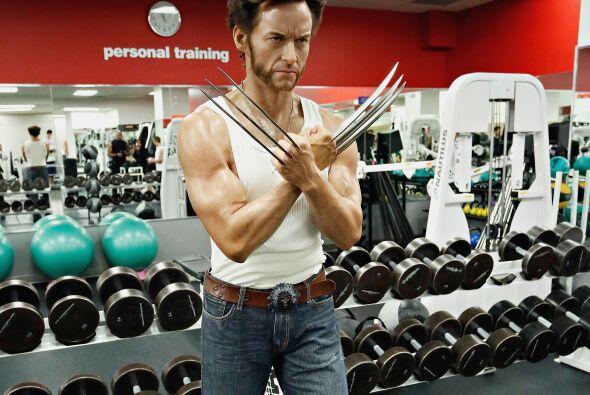 Conocido por interpretar a Wolverine en los 'X-Men', este actor se puede...