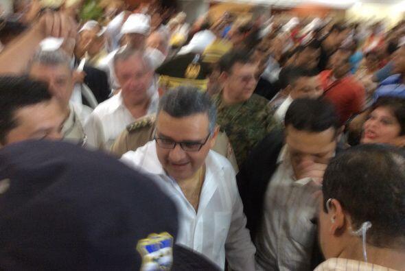 Líderes dentro de El Salvador y observadores internaciones han co...