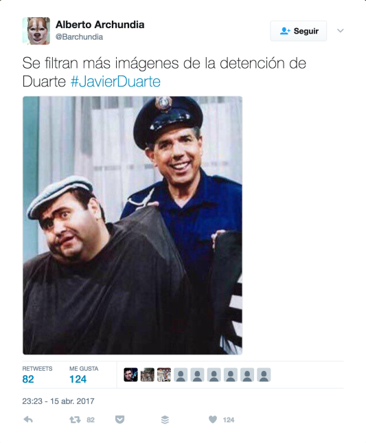 Las redes no han tardado en reaccionar a la detención en Guatemala del e...
