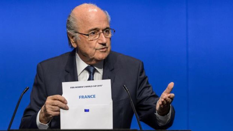 La misma reunión de FIFA en que se reveló la próxima sede del Mundial fe...