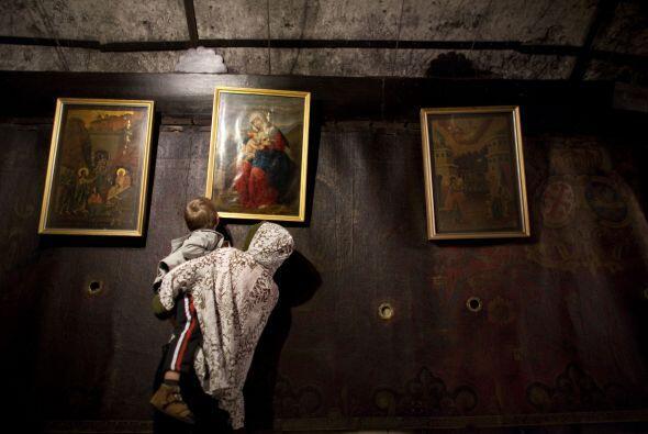 Actualmente viven en Irak medio millón de cristianos, frente a los entre...