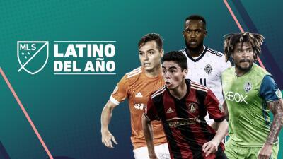 Latino del Año de FutbolMLS.com 2017