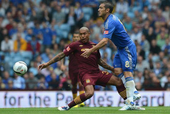 El Chelsea arrancó el partido plantando cara al rival, incluso con opcio...