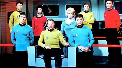 Star Trek no se trata sólo de exploración liberal, sino de...
