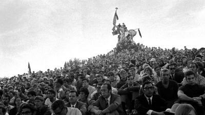 Convención Demócrata, 1968