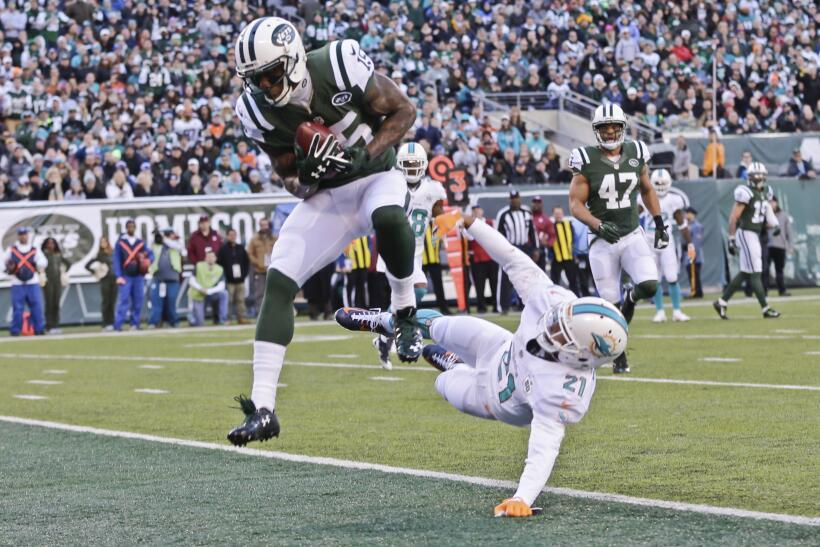 Los Jets continúan en la lucha por el comodín en la AFC al...