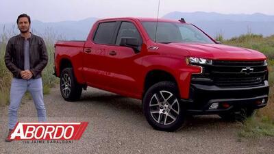 Chevrolet Silverado 2019 | Prueba A Bordo completa