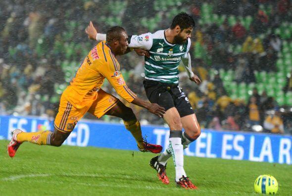 Tigres vs. Santos  tiene un sabor especial y una rivalidad regional.