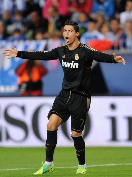 CR7 lo gritó con toda la pasión, se reencontró con su amigo el gol.