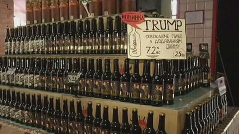 Presentan en Ucrania una cerveza artesanal de tipo mexicana dedicada a D...