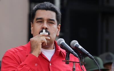 """El presidente de Venezuela, Nicolás Maduro, cree """"desproporc..."""